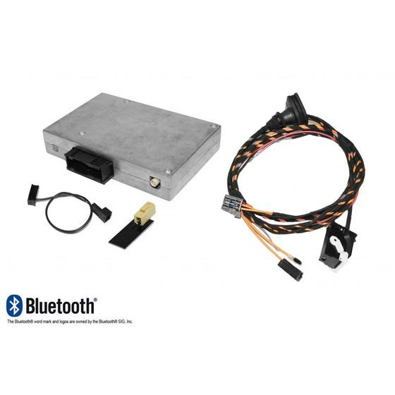 Handsfree kit mobile prep retrofit for Audi A4 B8