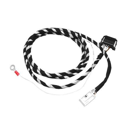on quadlock wiring harness