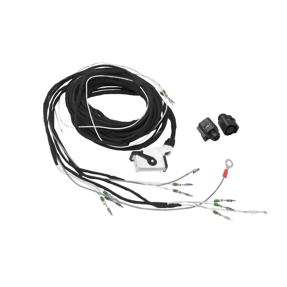 Auto-Leveling/Cornering light - Harness for VW Golf 5 Plus on