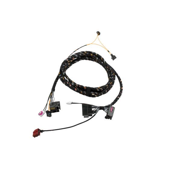 Retrofit set MMI 3G+ Navigation plus for Audi A6, A7 4G - Aktiv Sound 9VD