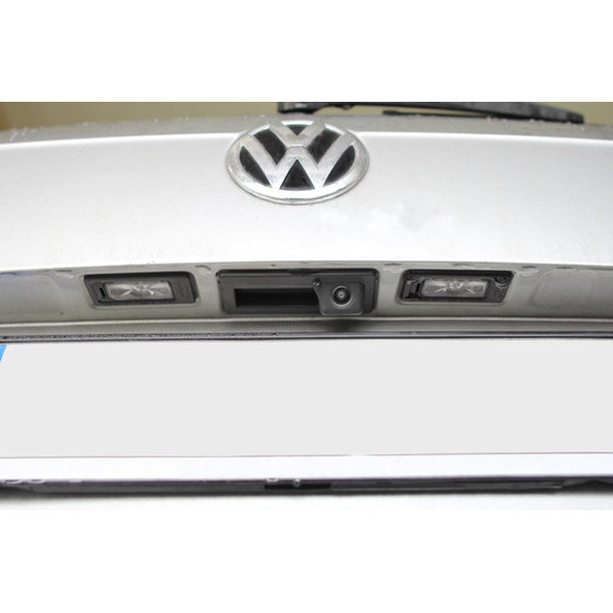 Rear view camera retrofit for VW Tiguan AD1 - Version 1
