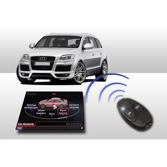 Retrofit-set Auxiliary heating Audi Q7 - MMI 2G, 349,00 €